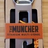 Full Windsor Muncher: The Titanium Multi-Utensil You've Been Waiting For