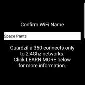 Guardzilla 360 Live Video Security Camera: Smart WiFi Home Security