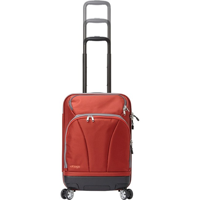 eBags TLS Hybrid Carry-On Is Great Travel Luggage