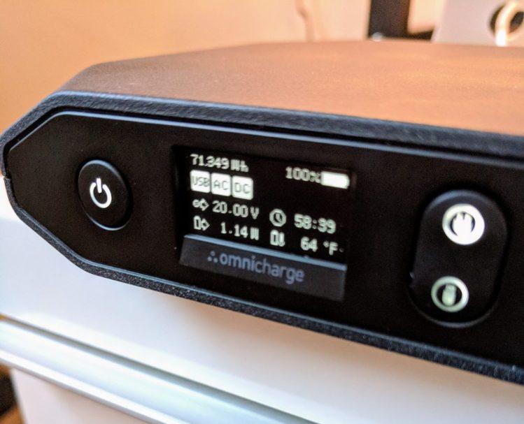 Omni 20 Information LED panel