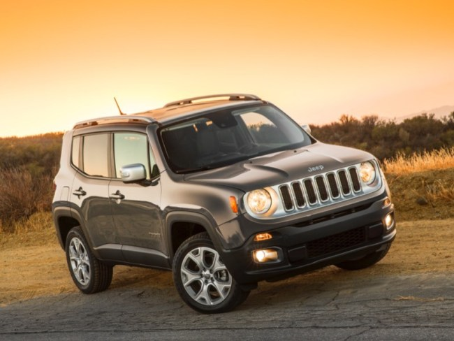 2017 Jeep Renegade Limited 4x4 Review
