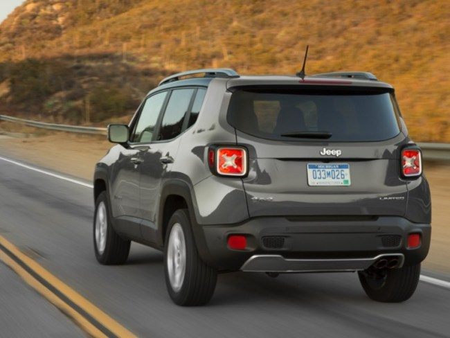 GearDiary 2017 Jeep Renegade Limited 4x4 Review