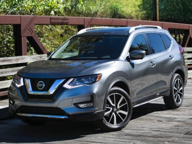 2018 Nissan Rogue Debuts New ProPilot Assist