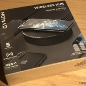 Nomad Wireless Hub Review: Organized Power with Wireless Charging