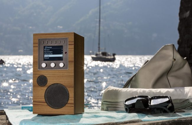 Como Audio Combines Classic Style with Cutting Edge Features