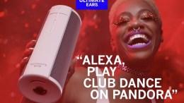 Ultimate Ears Makes Good on Promise, Brings Pandora Voice Control to BLAST/MEGABLAST