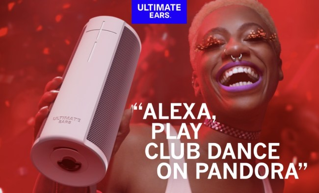 Ultimate Ears Makes Good on Promise, Brings Pandora Voice Control to BLAST/MEGABLAST