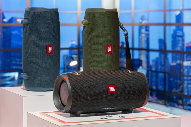 JBL Xtreme 2: Bigger Sound, Larger Bass, and Better Battery Life