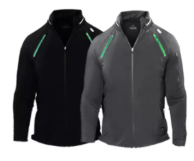Nova LED Jacket Marries Safety with Style!