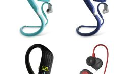 Keep Those Health Resolutions Going with JBL's New Sport Headphones