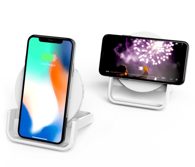 Belkin Is Showing off Some Great New Wireless Charging Products