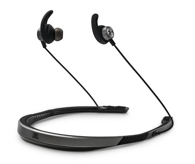 UA Sport Wireless Flex Are Engineered for Greatness by JBL