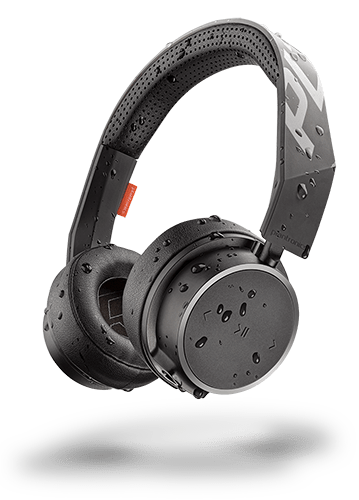 Plantronics Backbeat FIT 500s Are Sports Headphones As Tough As Your Workout!