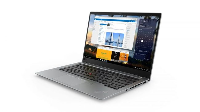 GearDiary ThinkPad X1 Carbon and Yoga Both Rock Dolby Vision HDR, and Amazon Alexa