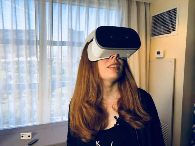 GearDiary Finally, a VR Headset That Doesn't Need a Phone or a PC