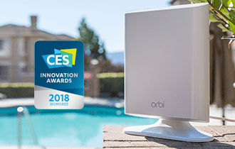 NETGEAR Takes Wi-Fi Beyond Your Home with the Orbi Outdoor Satellite