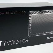 Bowers & Wilkins T7 Wireless Speaker: Compact, Beautiful, and Clear
