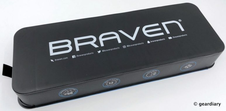 The Braven Ready Elite Can Easily Handle the Great Outdoors