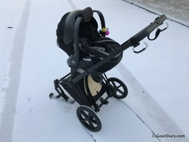 GearDiary Cybex Priam Boasts Accessories That Are Built for All Seasons and Situations