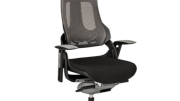 Please Take a Seat... in the Pursuit Ergonomic Chair by UPLIFT Desk