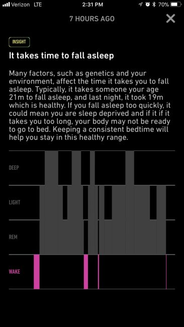 SleepScore Max Sees You When You're Sleeping and Offers Helpful Tips to Improve Your Snoozing!