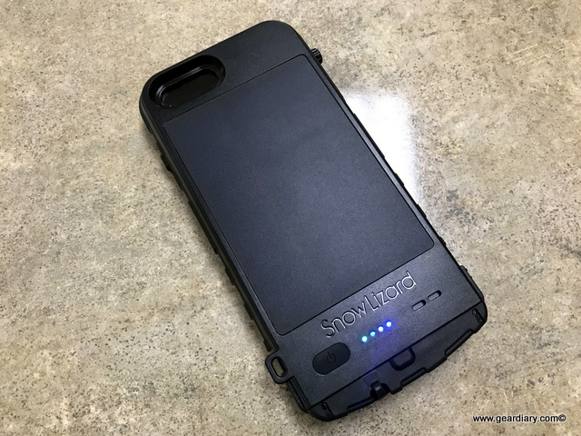 SnowLizard SLXtreme iPhone 7+/8+ Case Provides BIG Protection