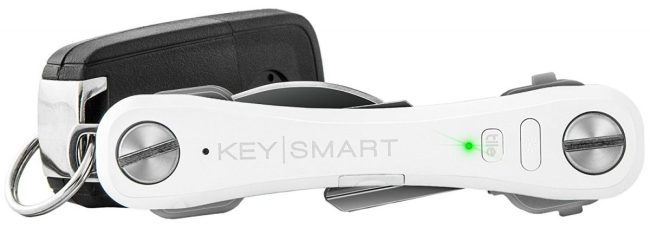 Trust your Keys to the KeySmart Pro with Built-in Tile Tracking