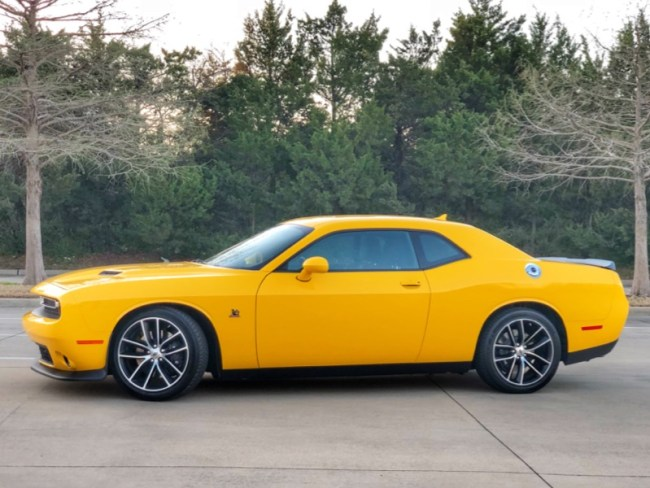 2018 Dodge Challenger R/T 392 Scat Pack Is More Modern Muscle