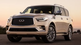 2018 Infiniti QX80 Is the Lap of Luxury