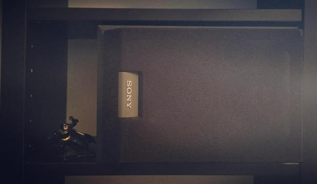 GearDiary Building a Better Desk with Sony's SS-MB100H Bookshelf Speakers