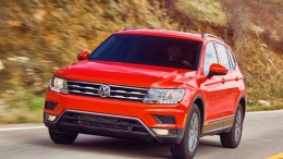 2018 Volkswagen Tiguan Is All Grown Up