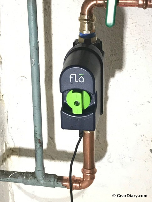 Flo Leak Detection System Protects Your Home Using Machine Learning