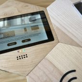 Pitaka MagHive: Smart Organization and Reminders in an Attractive Wooden Hub