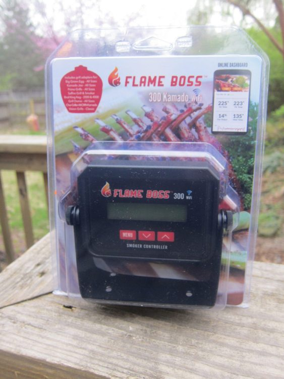 Be the Boss of Your Grill with the Flame Boss 300