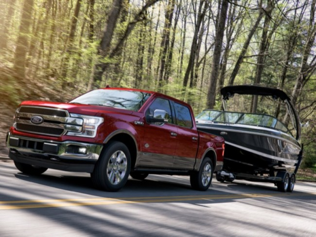 GearDiary 2018 Ford F-150 Turbodiesel: A 'Power Stroke' of Genius
