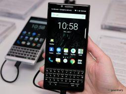GearDiary BlackBerry KEY2 Updates an Instant Classic