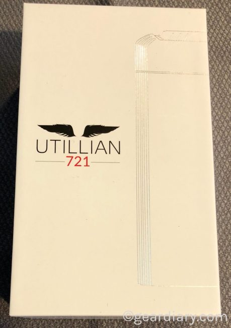 GearDiary Utillian 721 Delivers Vaping Pleasure on the Go
