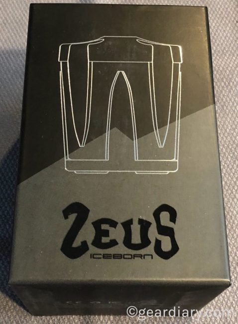 Chill Out Your Vape with the ZEUS Iceborn