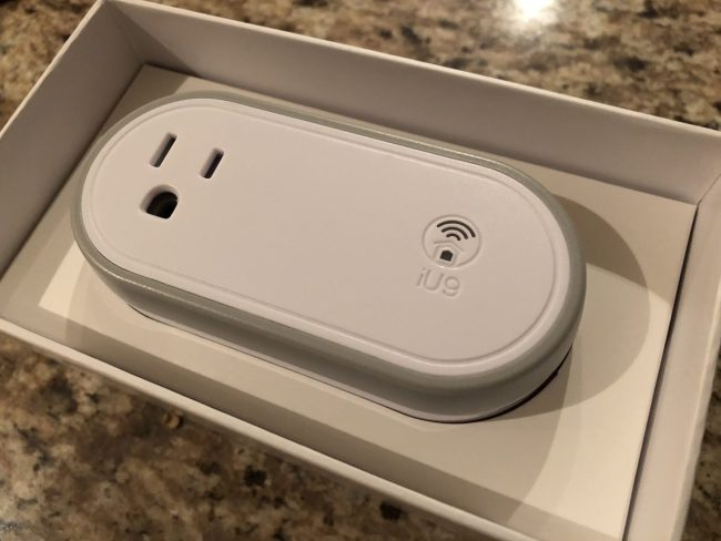 GearDiary Opro9's iU9 Is a Smart Outlet That Is Perfect for Your Home