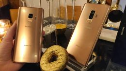 Gold S9