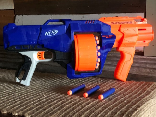 NERF Launches Summer 2018