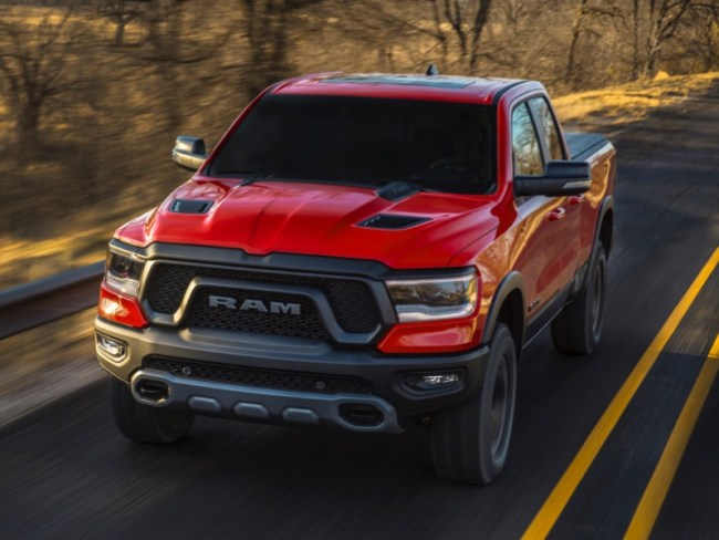GearDiary 2019 Ram 1500 Rebel Was a Surprising Experience
