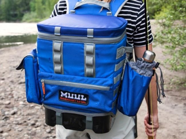MUUL RuckBucket Really 'Packs' the Punch