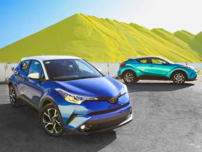 GearDiary 2018 Toyota C-HR Is Distinctively Different