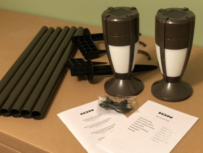 GearDiary ION Audio Tiki Sounds Perfect for Outdoor Entertaining