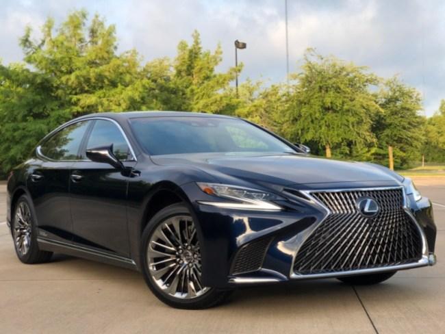 GearDiary 2018 Lexus LS 500h: Living Green in the Lap of Luxury