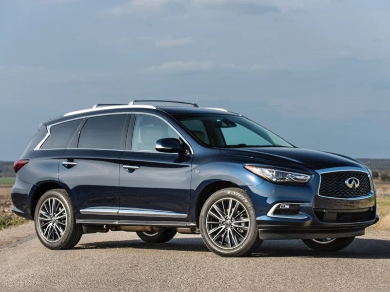 GearDiary 2018 Infiniti QX60 Delivers New Rear Seat Alert Technology