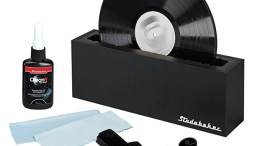 GearDiary The Studebaker SB-450 Vinyl Record Cleaning System