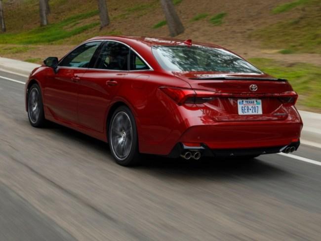 GearDiary 2019 Toyota Avalon Leading a New Revolution for Cars