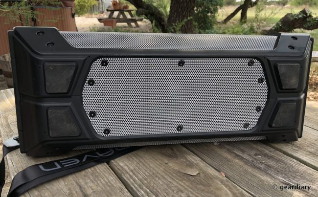 Braven BRV-XXL: A Portable Boombox That's Ready to Party!